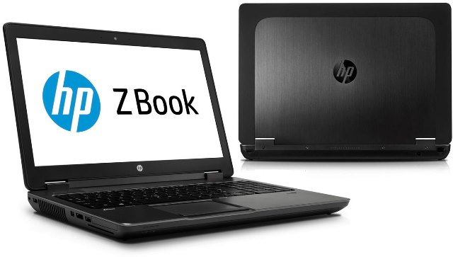 NOTEBOOK WORKSTATION HP ZBOOK 15