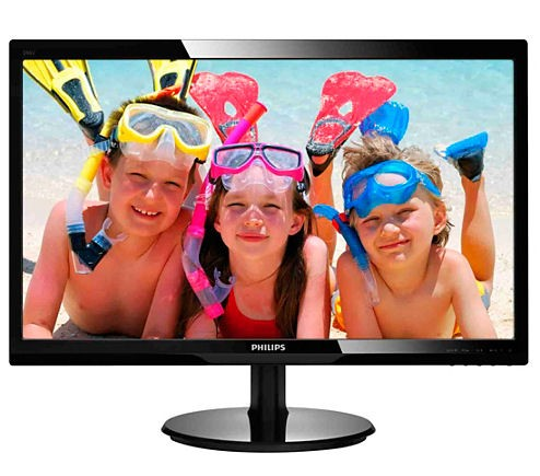 MONITOR LCD 24 PHILIPS FULLHD