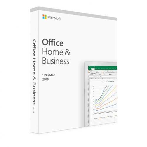 LICENZA MS OFFICE 2019 HOME & BUSINESS Windows & Mac