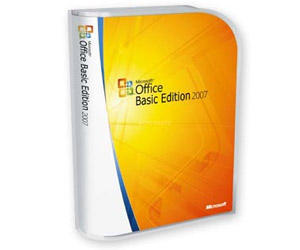 LICENZA MS OFFICE 2007 BASIC