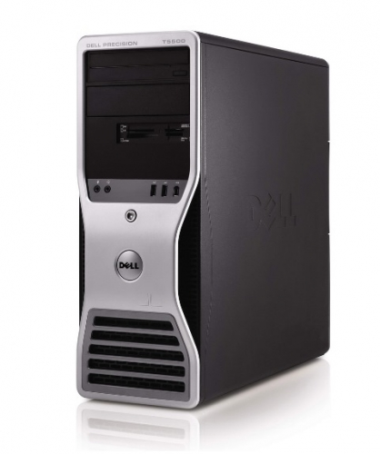 WORKSTATION DELL T5500 SixCore