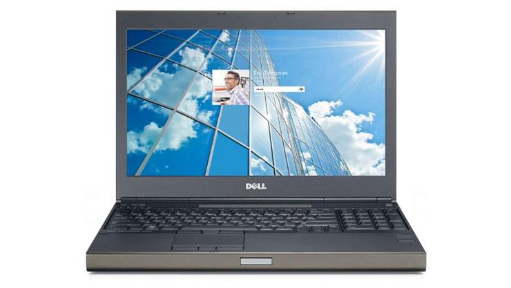 NOTEBOOK DELL WORKSTATION M4800