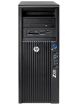 WORKSTATION HP Z420