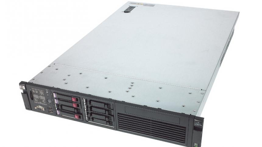 SERVER HP PROLIANT DL385 G5