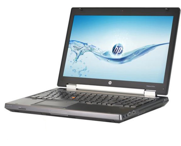 NOTEBOOK HP WORKSTATION 8570W