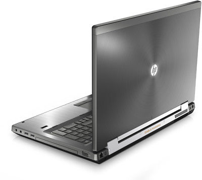 NOTEBOOK HP WORKSTATION 8770W