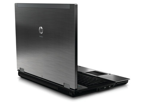 NOTEBOOK HP WORKSTATION 8740W