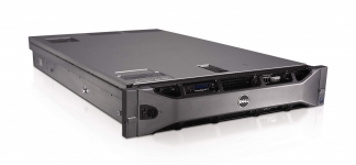 SERVER DELL POWEREDGE R710 RACK2U 2.6
