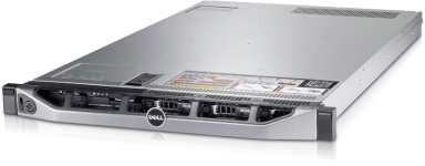 SERVER DELL POWEREDGE R620 SIX